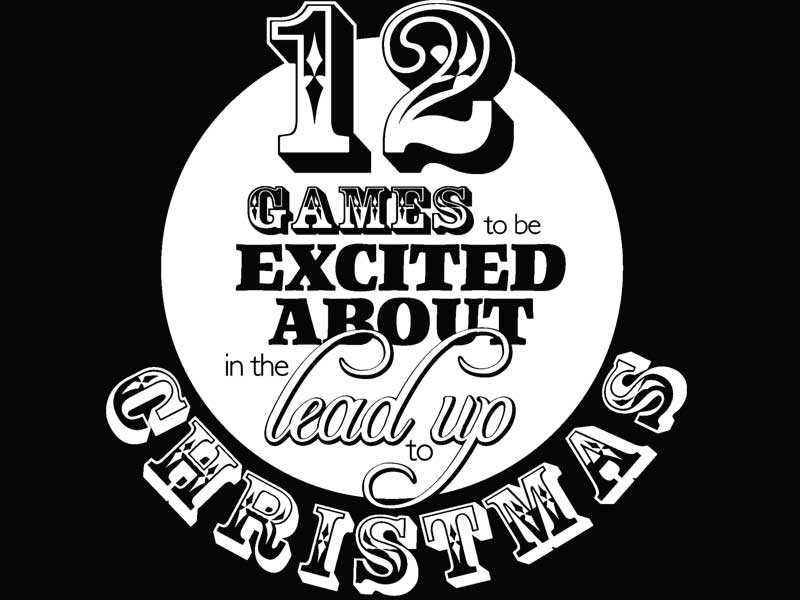 12 Games To Be Excited About In The Lead Up To Christmas
