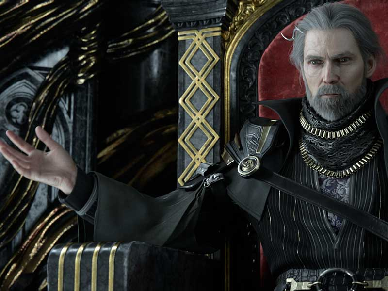 Interview: Kingsglaive: Final Fantasy XV