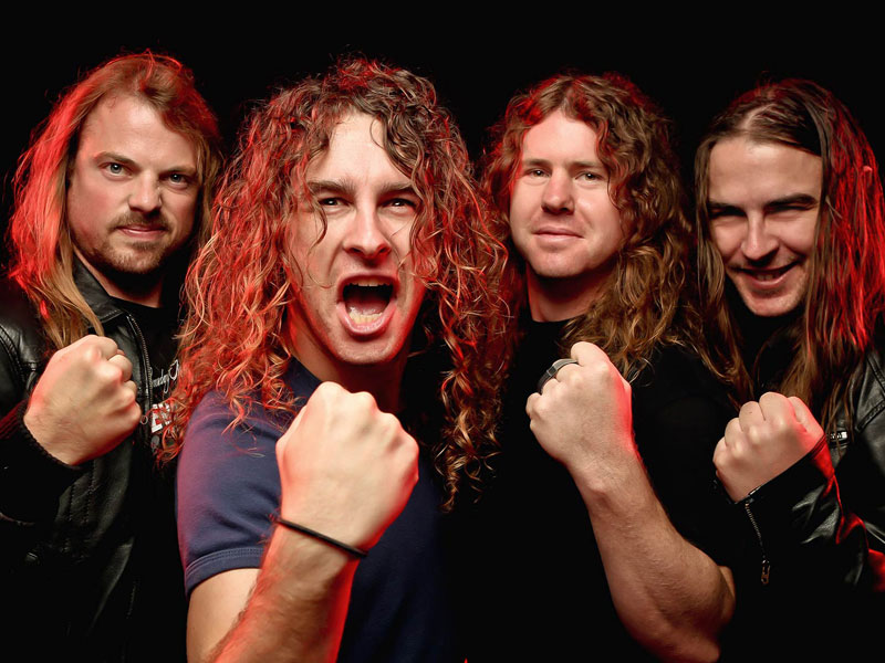 Review: Airbourne, 'Breakin' Outta Hell'