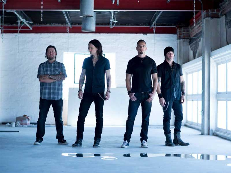 Review: Alter Bridge, 'The Last Hero'