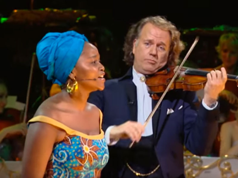 Around The World With André Rieu
