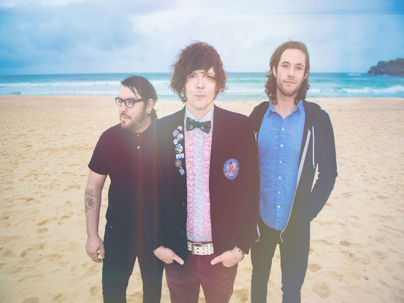 Review: Beach Slang, 'A Loud Bash Of Teenage Feelings'