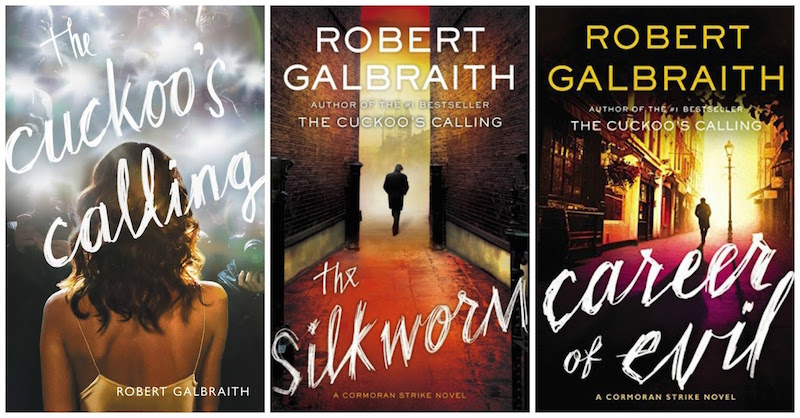 JK Rowling crime novels coming to BBC