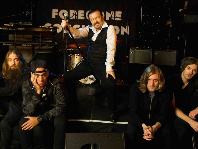 Review: David Brent & Foregone Conclusion, 'Life On The Road' soundtrack