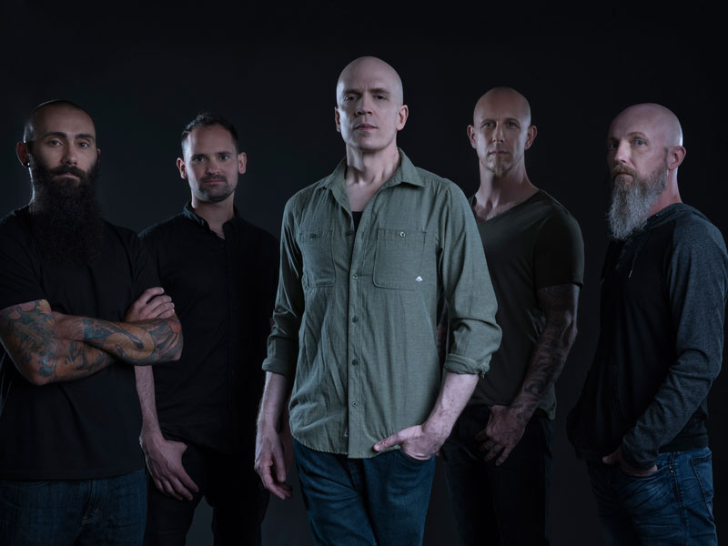 Review: Devin Townsend Project, 'Transcendence'