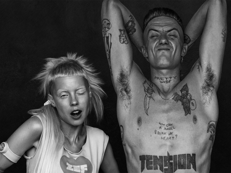 Review: Die Antwoord, 'Mount Ninji And Da Nice Time Kid'