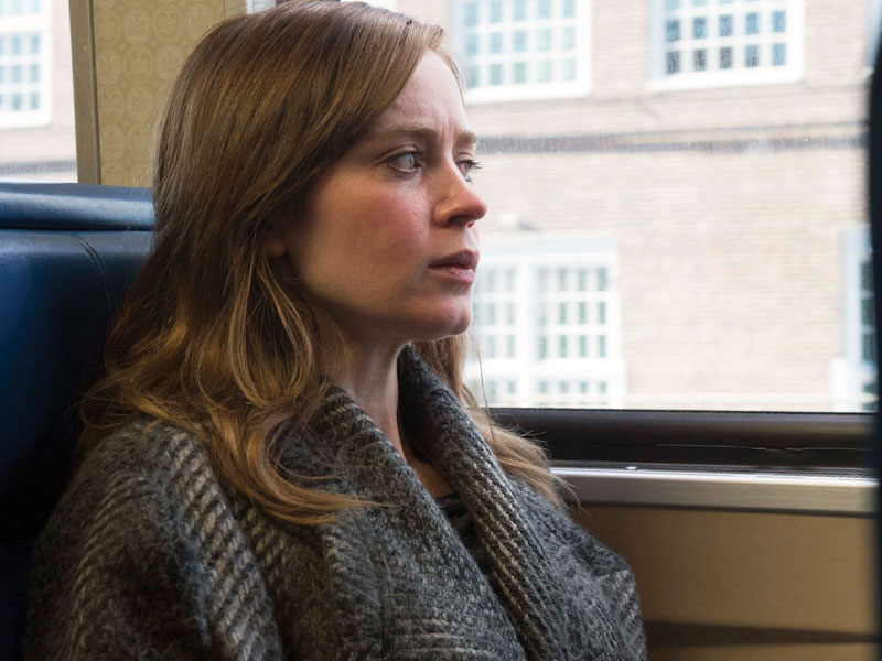 INTERVIEW: Emily Blunt – The Girl on the Train