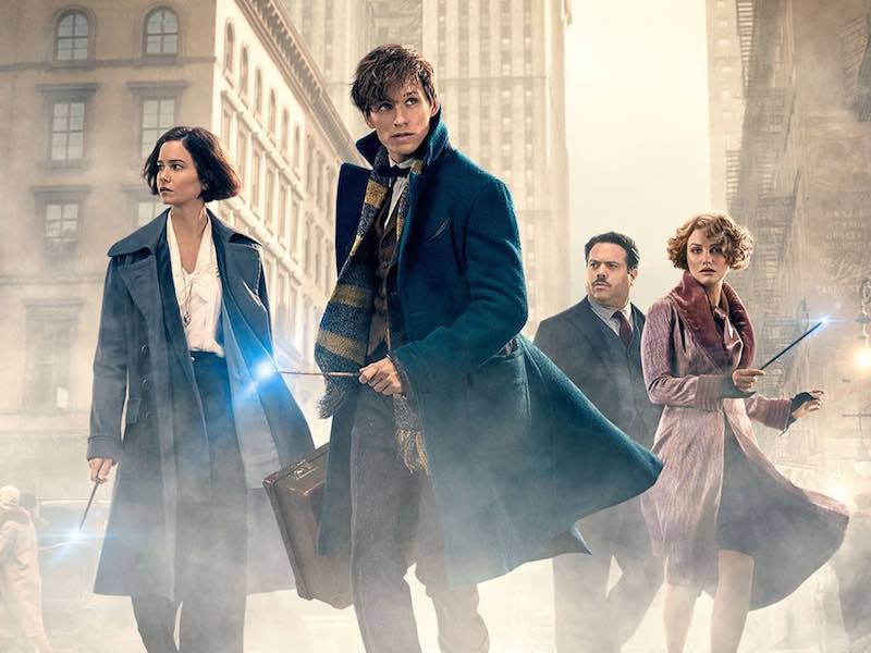 Final Fantastic Beasts trailer