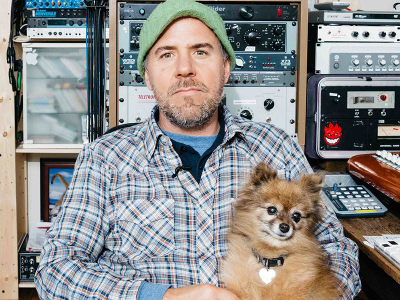 Granddaddy signs with Danger Mouse's label