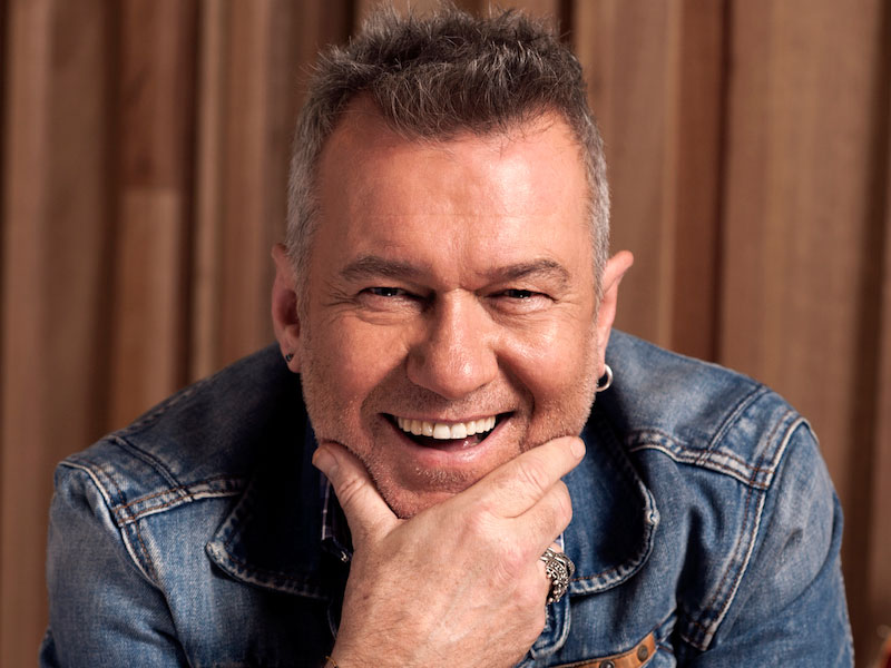 Jimmy Barnes: telling stories and singing songs
