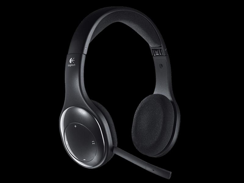 Review: Logitech Wireless Headset H800