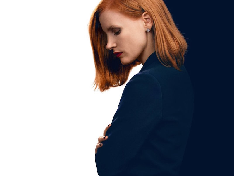 Check out first trailer for Miss Sloane
