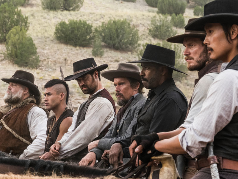 Interview with Antoine Fuqua – The Magnificent Seven