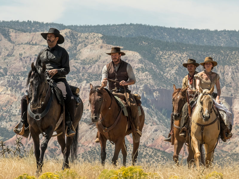 The Magnificent Seven – review