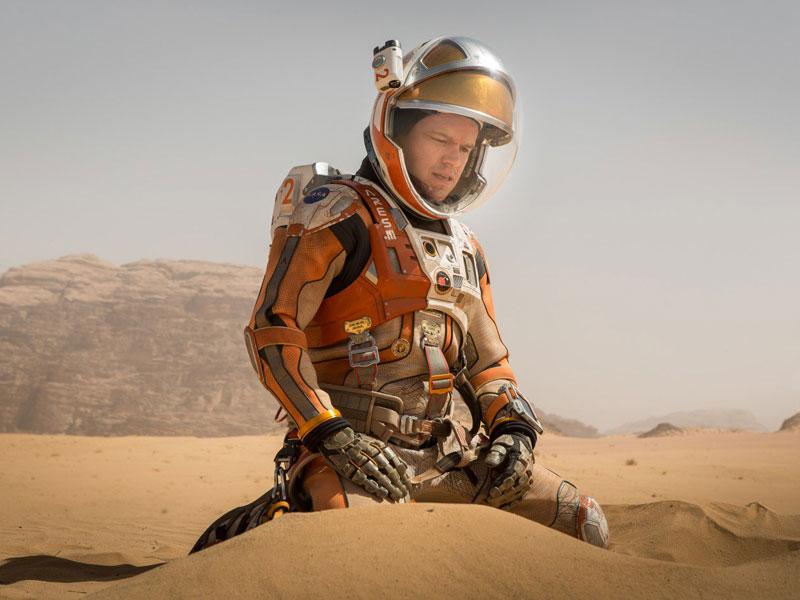 More Martian