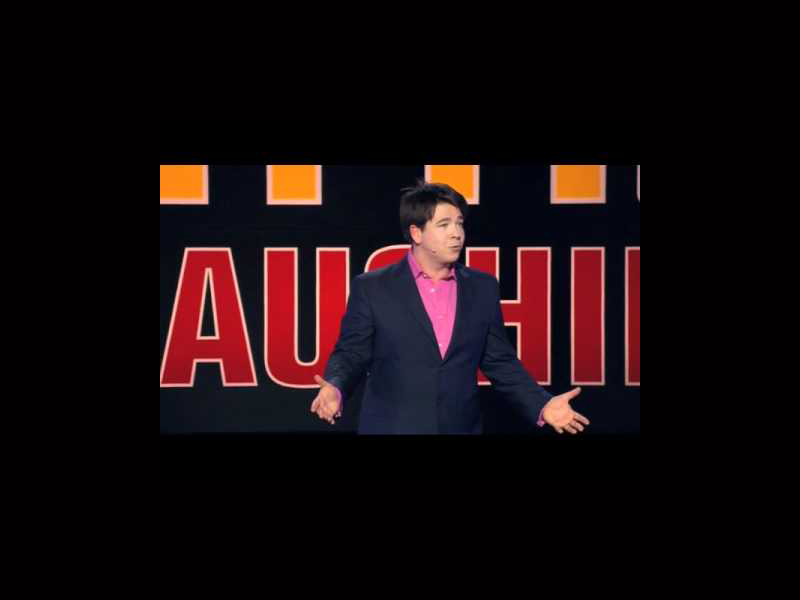 Clip of the day: Michael McIntyre, man drawer