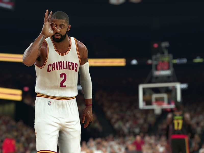 INTERVIEW: Mike Wang – senior gameplay designer, NBA 2K17