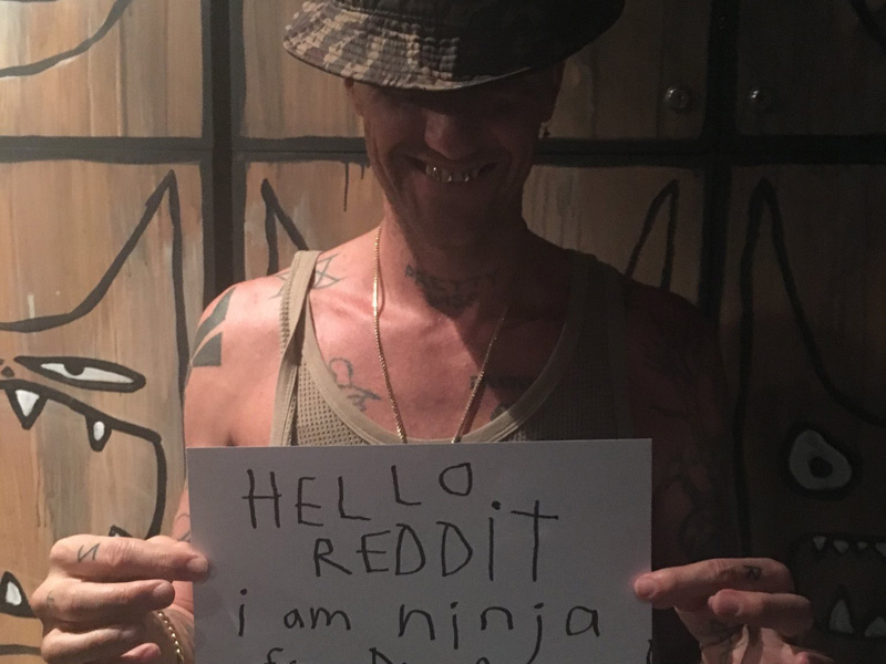 Ninja's Reddit AMA: 10 things we learned