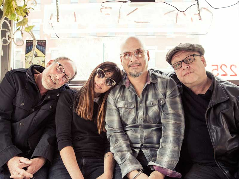Review: Pixies, 'Head Carrier'