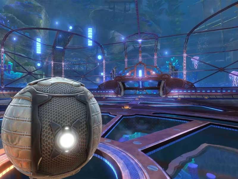 WATCH: Rocket League goes Under The Sea