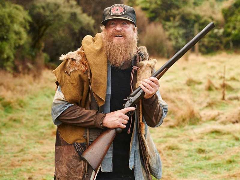 Interview: Rhys Darby – Hunt for the Wilderpeople