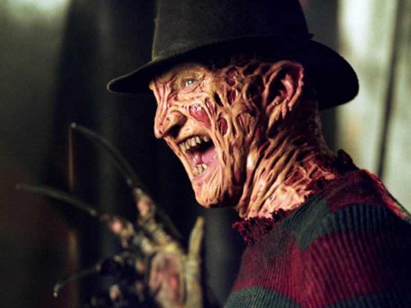 Freddy's coming for you at Oz Comic-Con