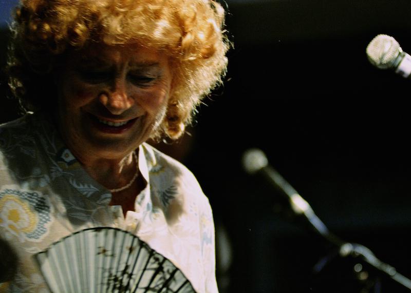 Folk legend Shirley Collins returns