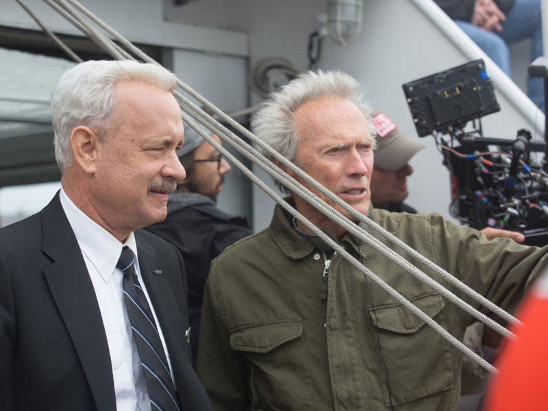Clint Eastwood takes on another American hero in Sully