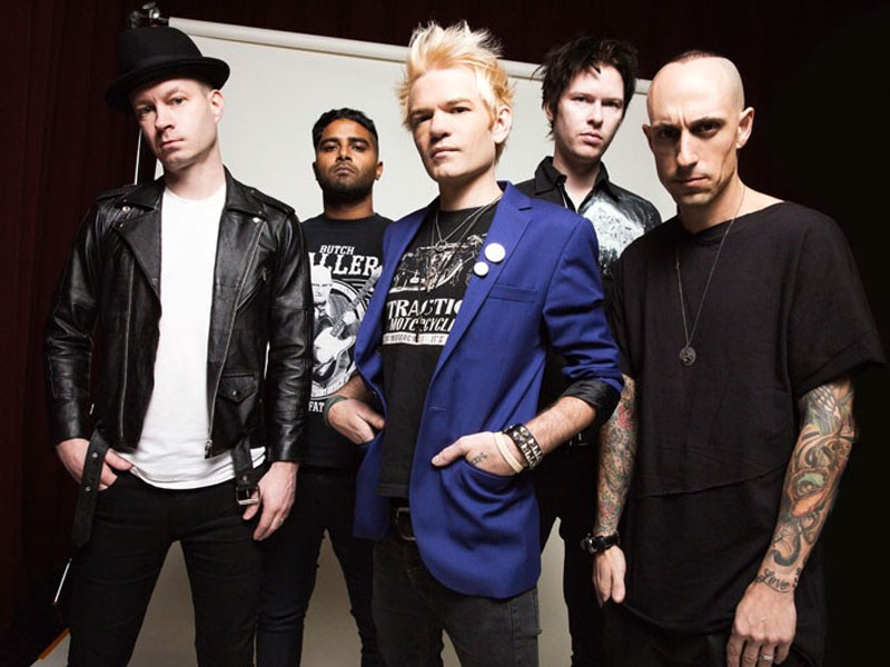 Review: Sum 41, '13 Voices'