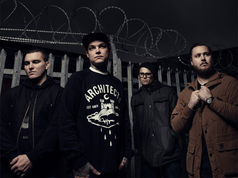 Live review: The Amity Affliction @ 170 Russell, Melbourne