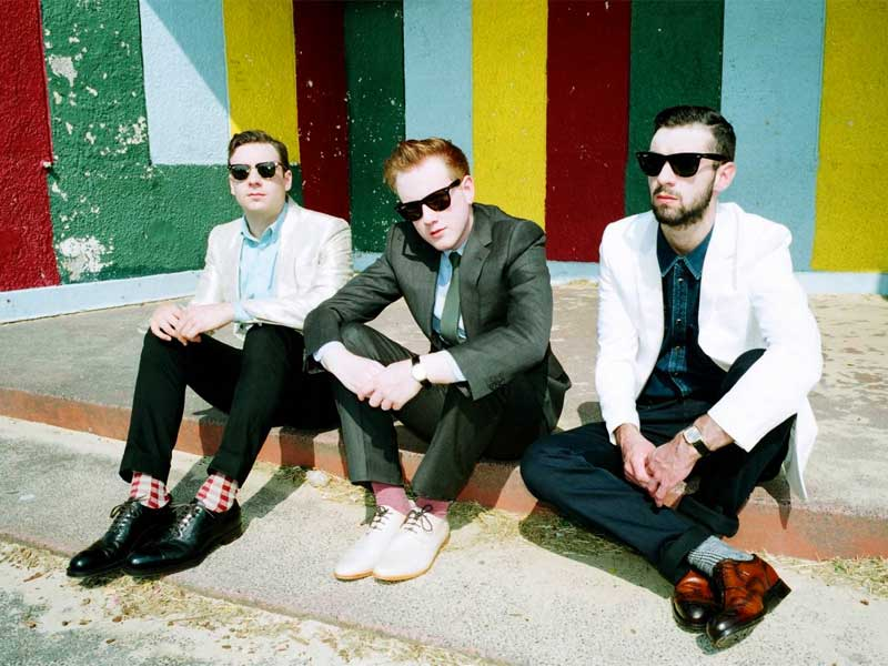 Review: Two Door Cinema Club, 'Gameshow'
