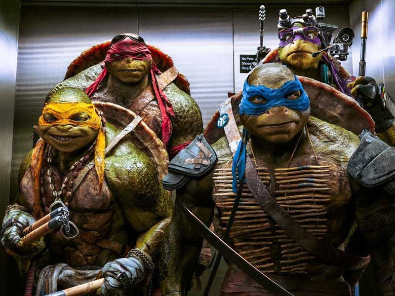 Review: Teenage Mutant Ninja Turtles: Out of the Shadows
