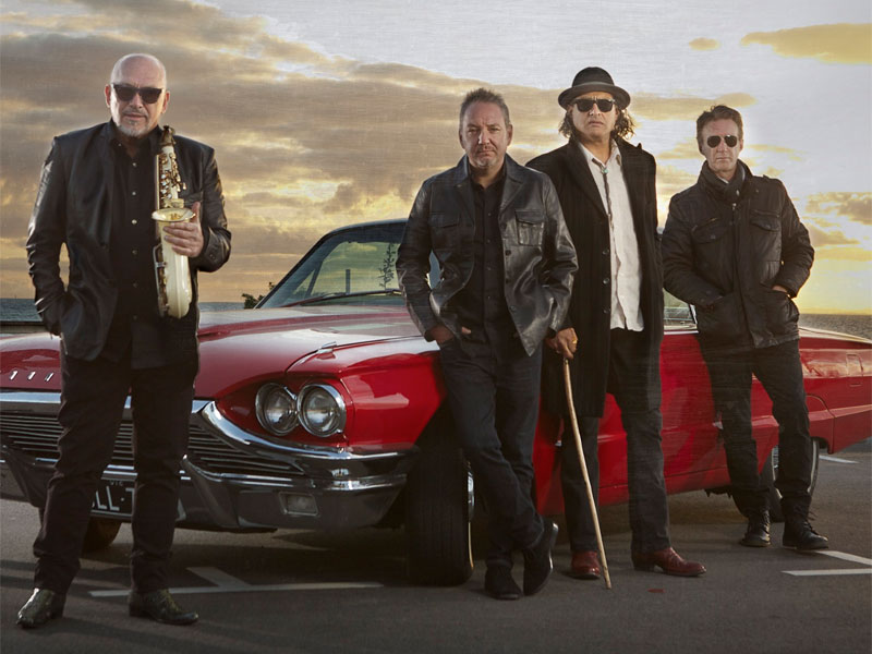 Review: The Black Sorrows, 'Faithful Satellite'