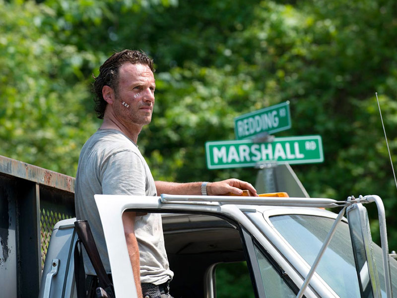 The Walking Dead: Season 6 on DVD and Blu-ray September 21