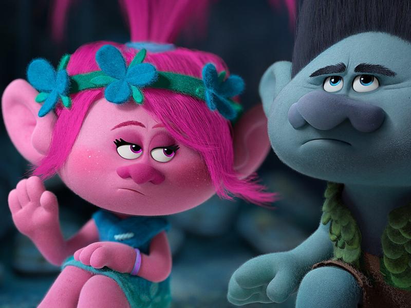 WATCH: Trolls on a roll in new trailer