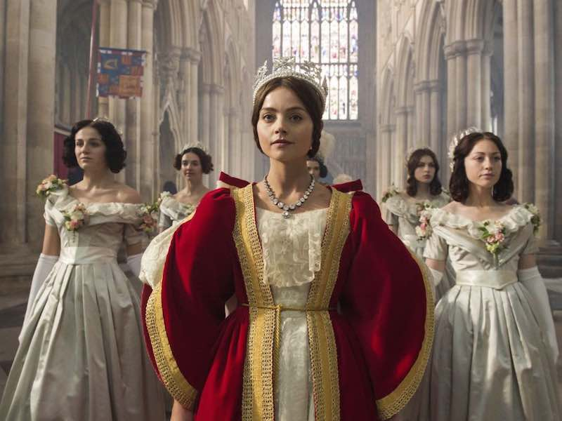 Jenna Coleman ready to reprise her role as Queen Victoria