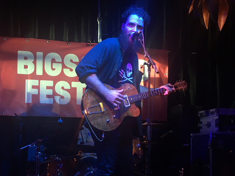 BIGSOUND in brief: Day #1
