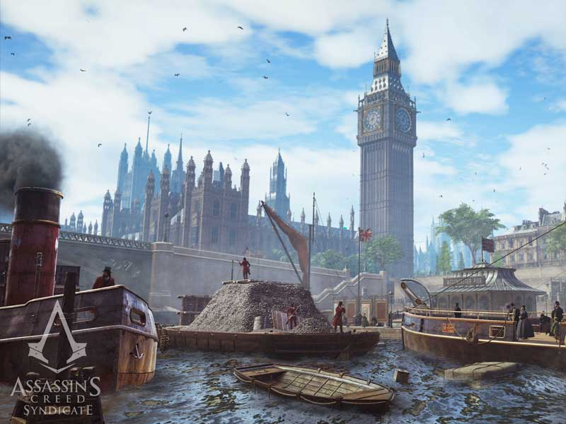 WATCH: Here's a making-of trailer for the River Thames gameplay in Assassin's Creed: Syndicate