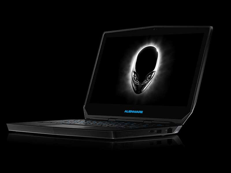 Alienware has some new laptops on the way