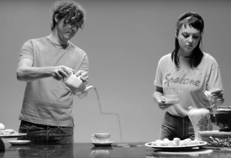 Cass McCombs and Angel Olson team up on new video