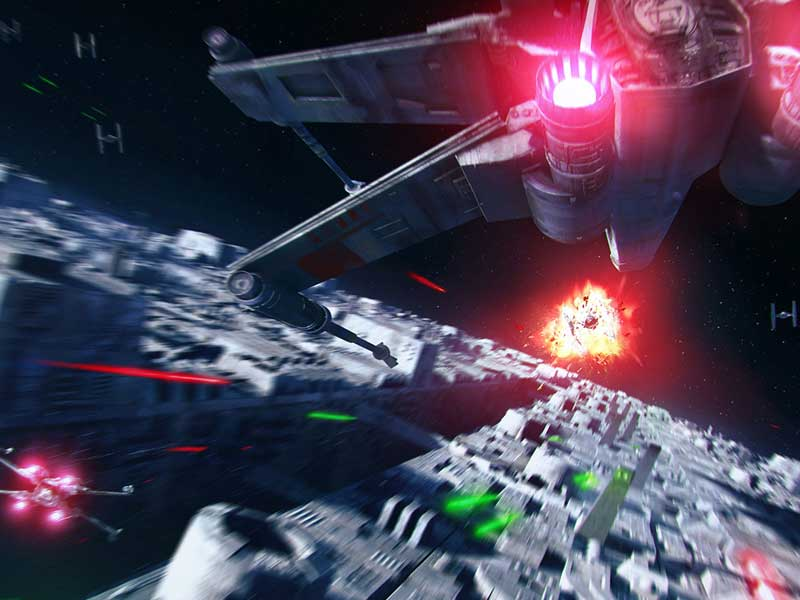 WATCH: Check out this Death Star gameplay trailer from Star Wars: Battlefront