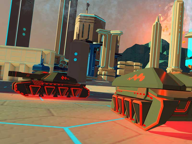 WATCH: 7 minutes of new gameplay from Battlezone VR
