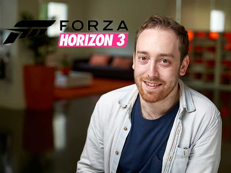 Interview: Ben Penrose, Art Director – Forza Horizon 3