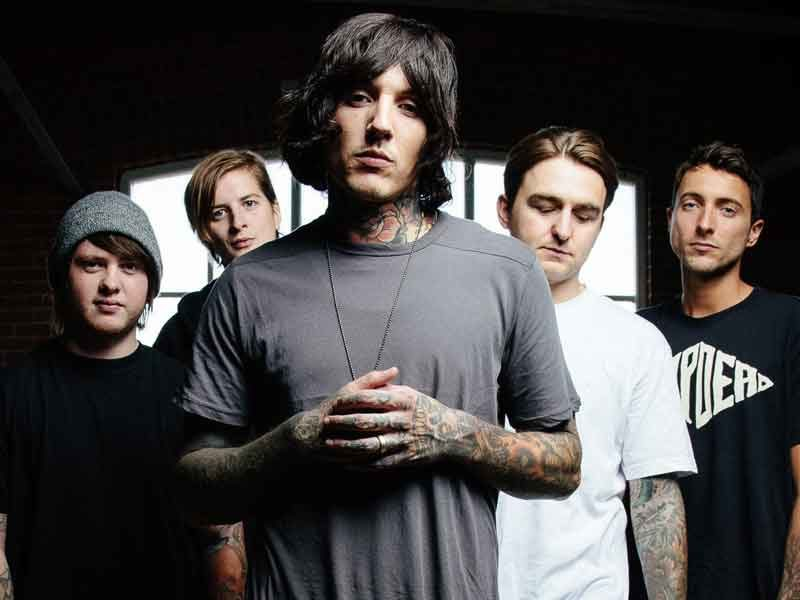 New dates for Bring Me The Horizon