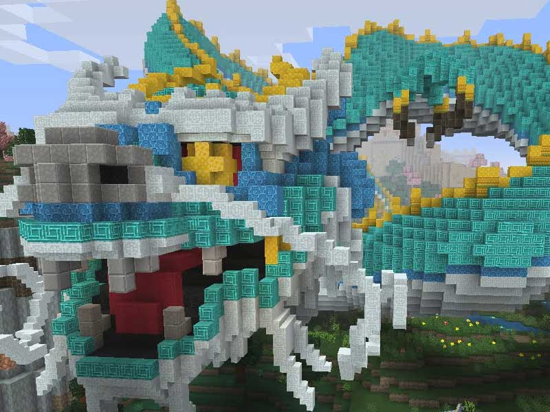 WATCH: Chinese Mythology Mash-Up Pack for Minecraft