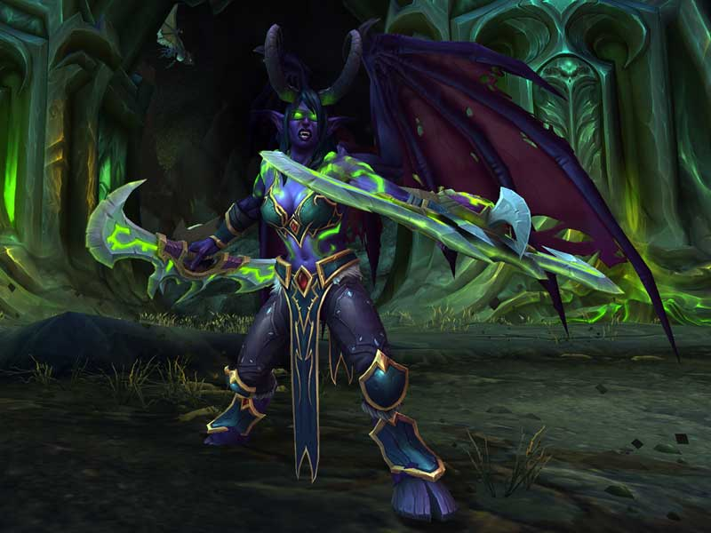 This Demon Hunter cosplay is ridiculous