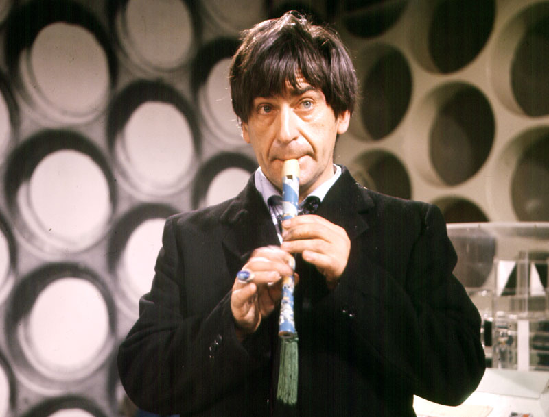Reanimating the Second Doctor