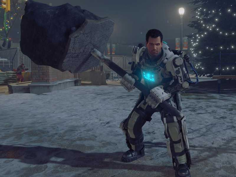 WATCH: Frank returns to the mall in Dead Rising 4