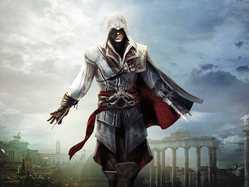 Ubisoft announces The Ezio Collection for Assassin's Creed