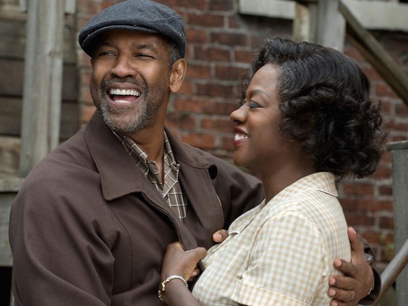 Check out first trailer for Fences